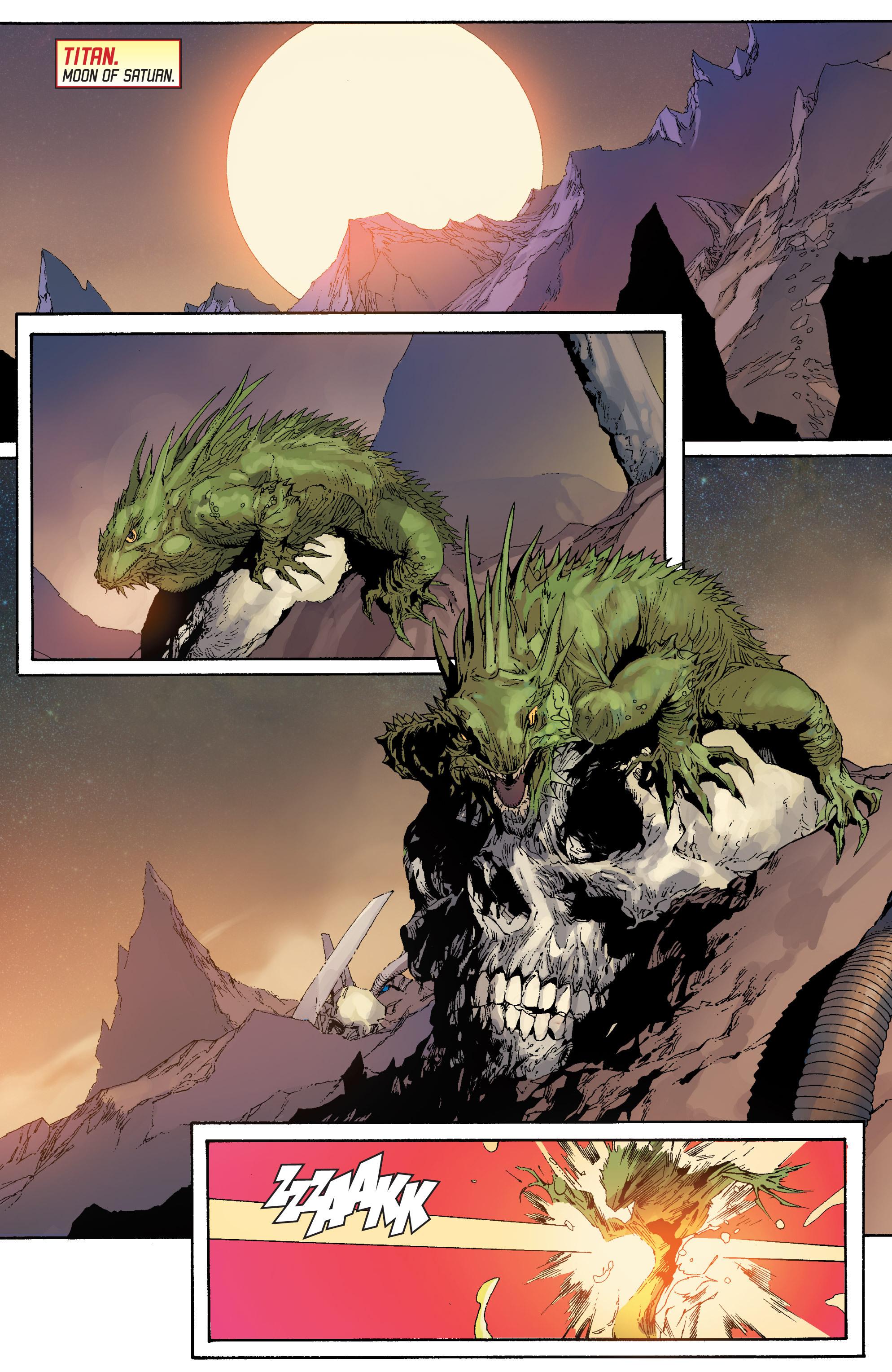 Read online Avengers (2013) comic -  Issue #Avengers (2013) _TPB 4 - 132