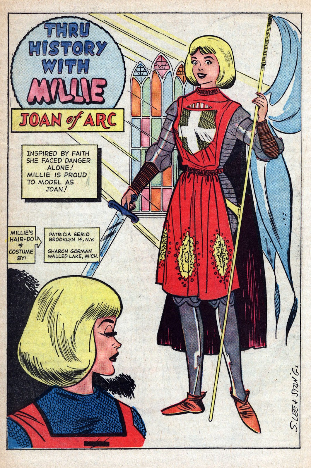 Read online Millie the Model comic -  Issue # Annual 1 - 54