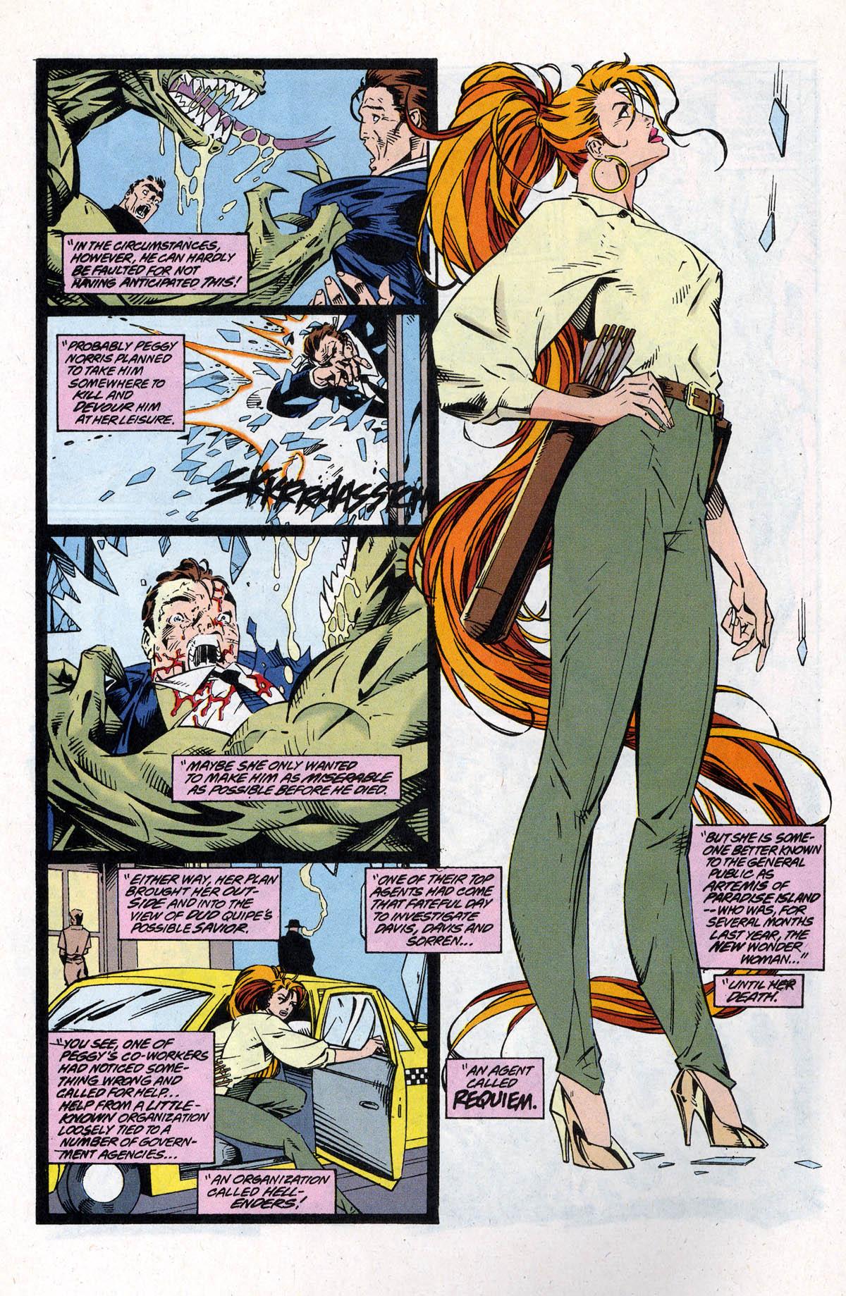 Read online Artemis: Requiem comic -  Issue #4 - 6