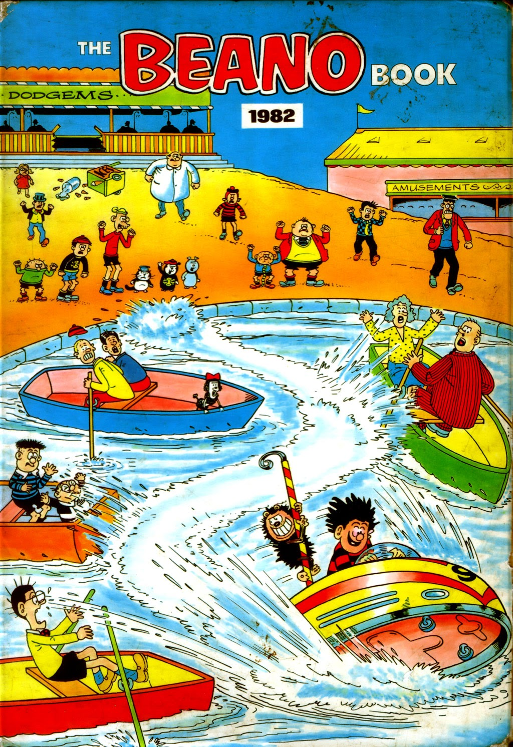 The Beano Book (Annual) 1982 Page 138