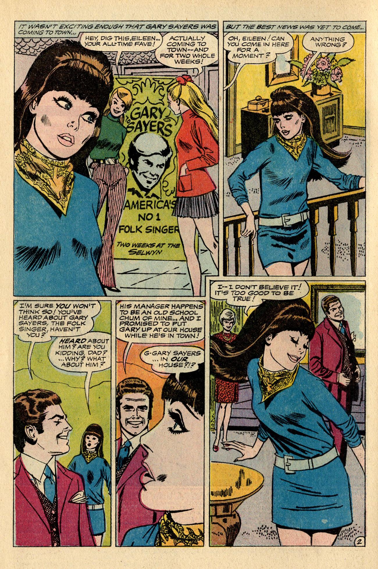 Read online Secret Hearts comic -  Issue #137 - 4