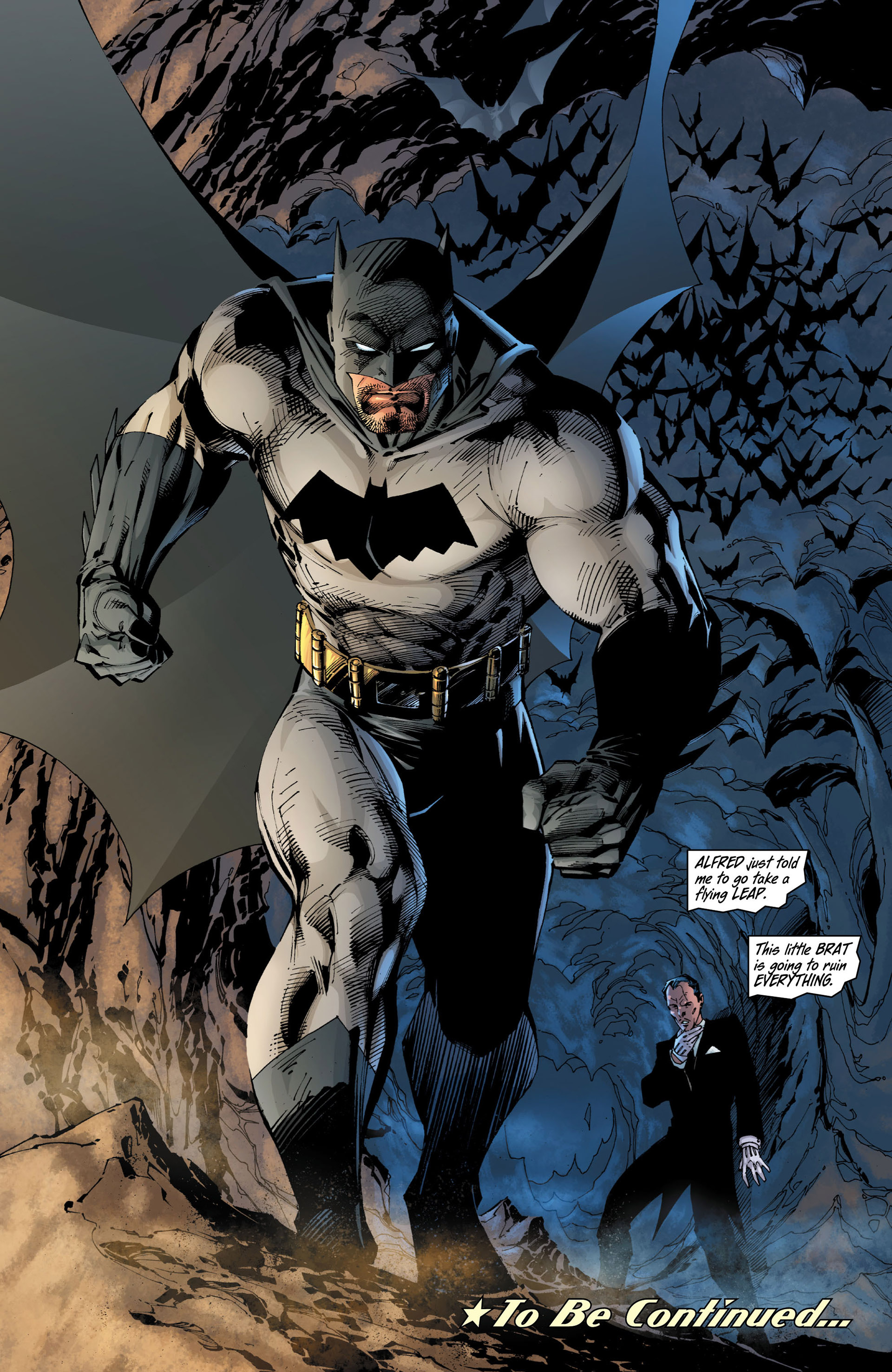 Read online All Star Batman & Robin, The Boy Wonder comic -  Issue #4 - 22