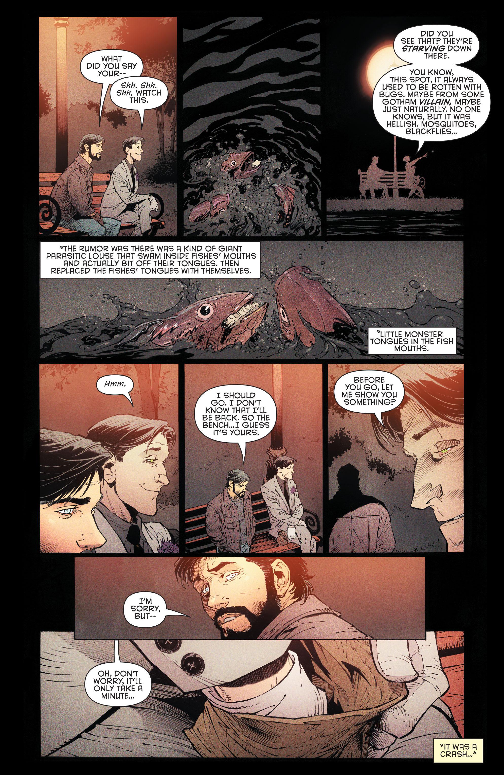 Read online Batman (2011) comic -  Issue # _TPB 9 - 54