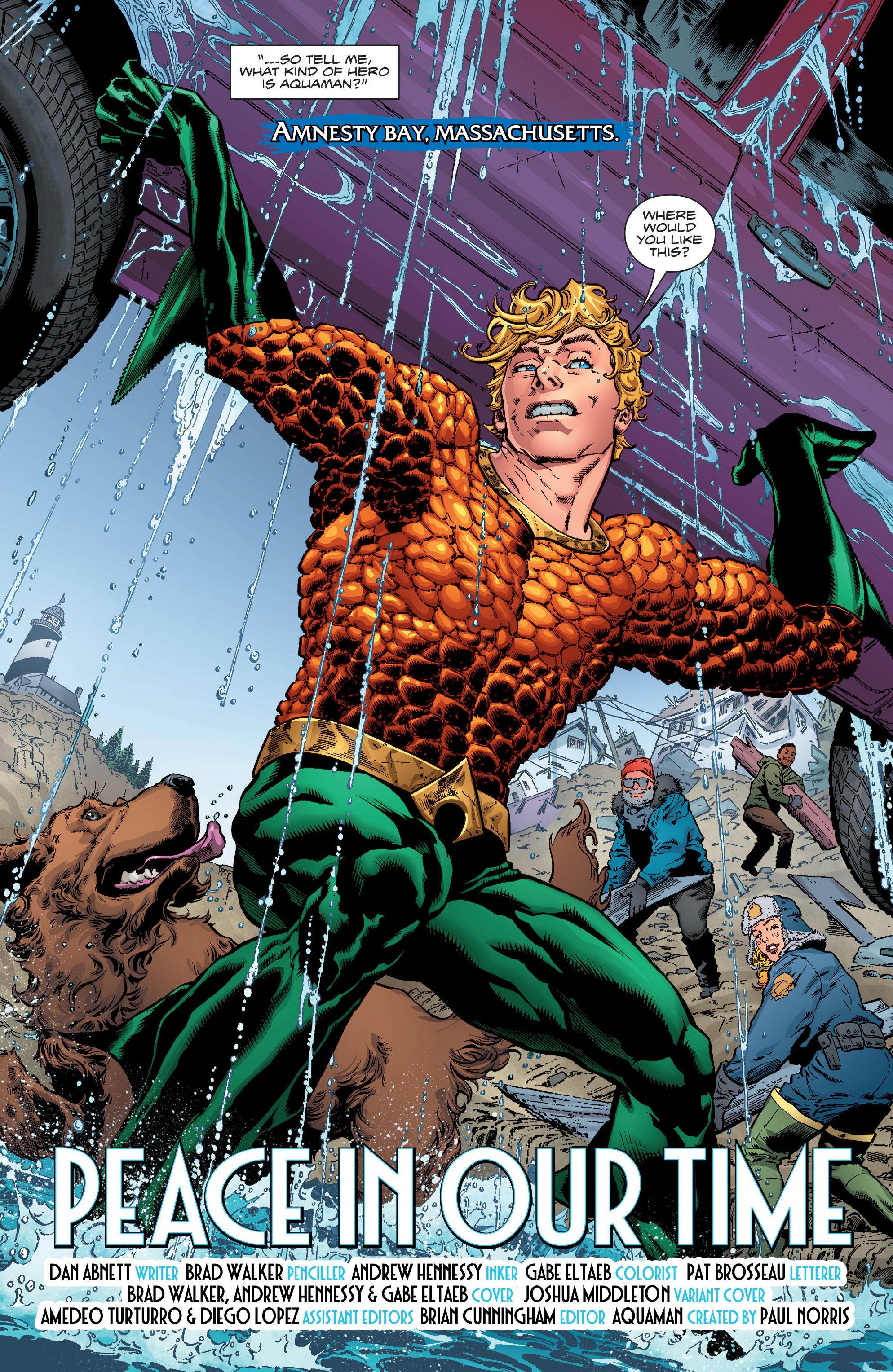 Read online Aquaman (2016) comic -  Issue #16 - 7