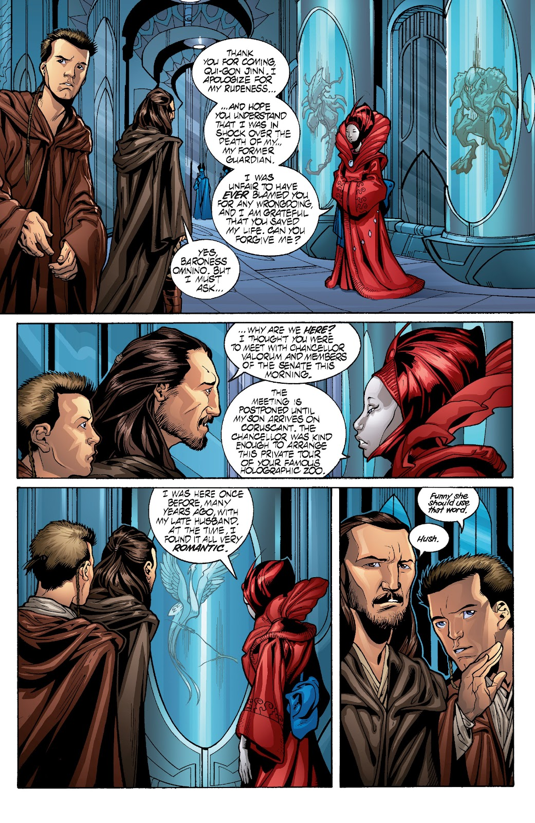 Read online Star Wars Legends: Rise of the Sith - Epic Collection comic -  Issue # TPB 1 (Part 3) - 79