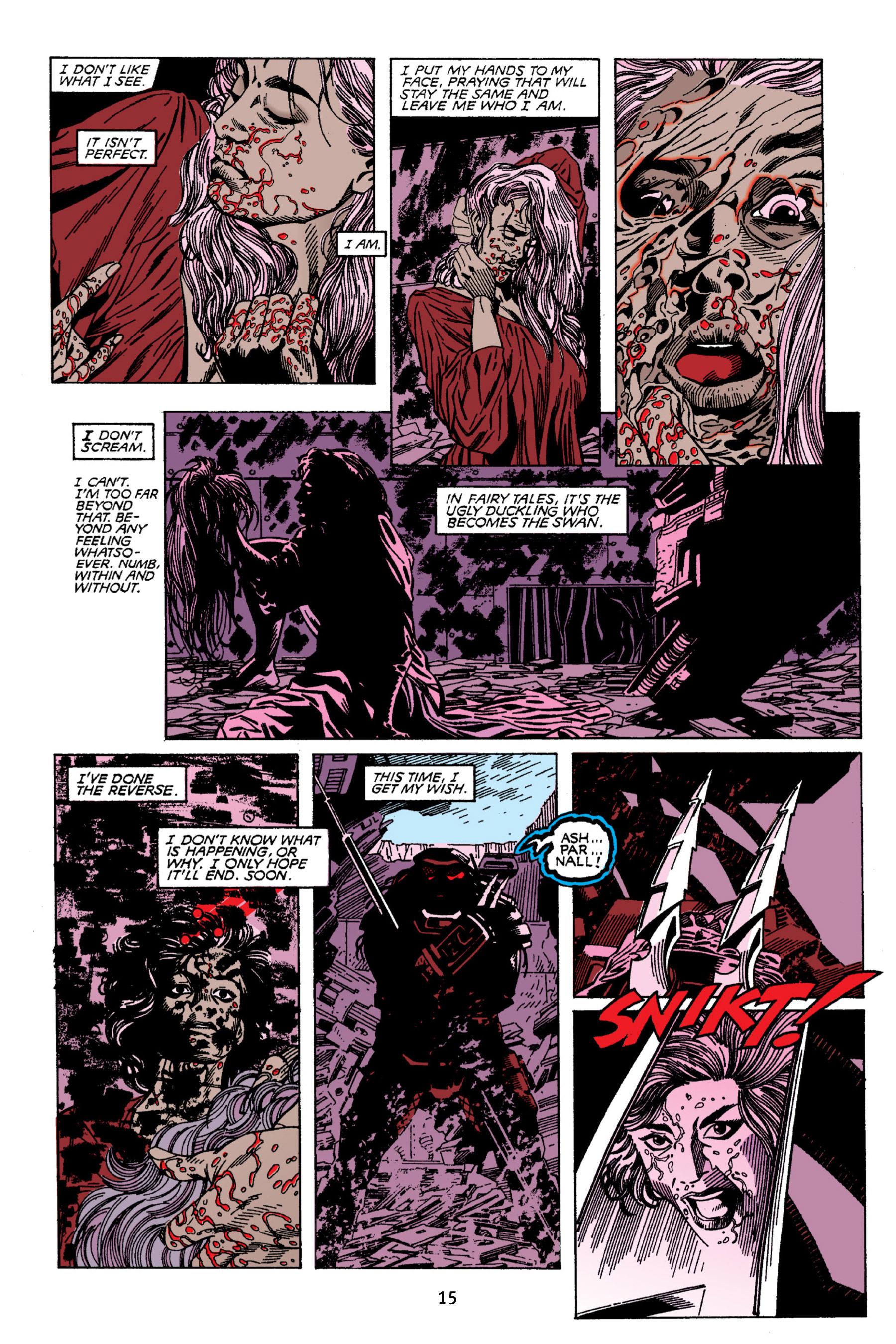 Read online Aliens vs. Predator Omnibus comic -  Issue # _TPB 2 Part 1 - 15