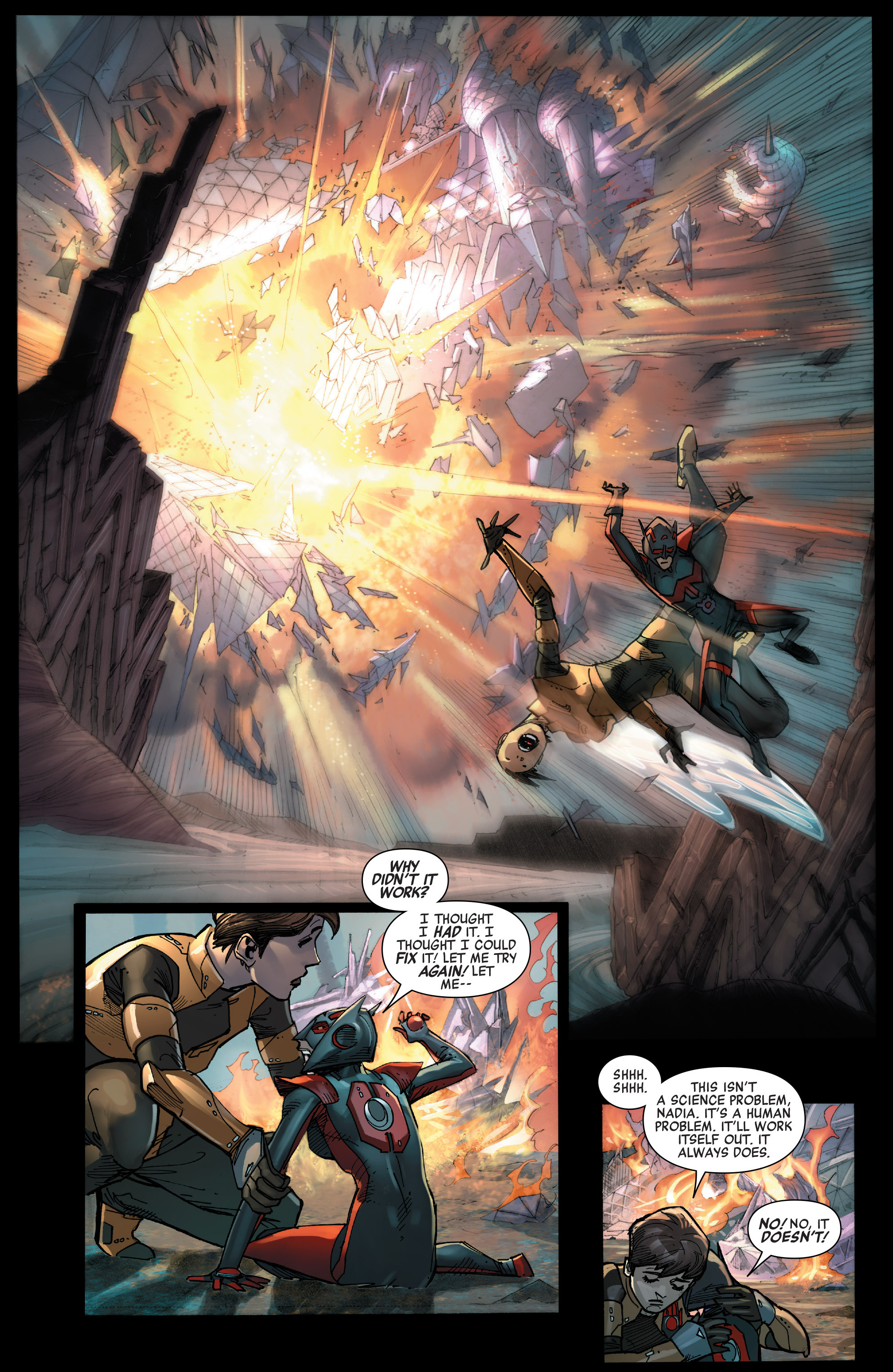 Read online All-New, All-Different Avengers comic -  Issue #14 - 20