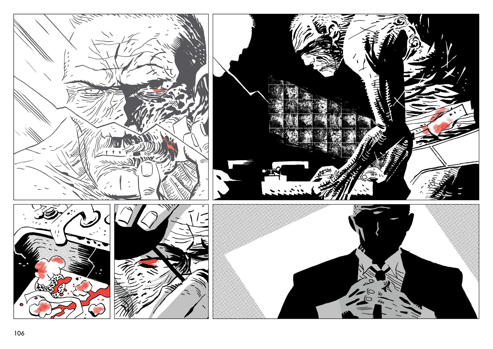 Read online Polar comic -  Issue # TPB The Kaiser Falls (Part 2) - 8