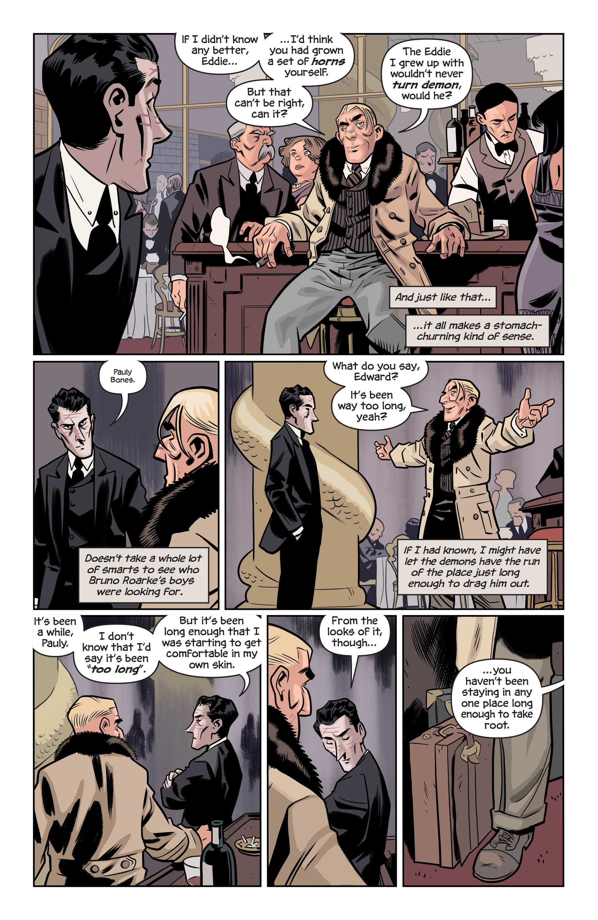 Read online The Damned comic -  Issue #1 - 12