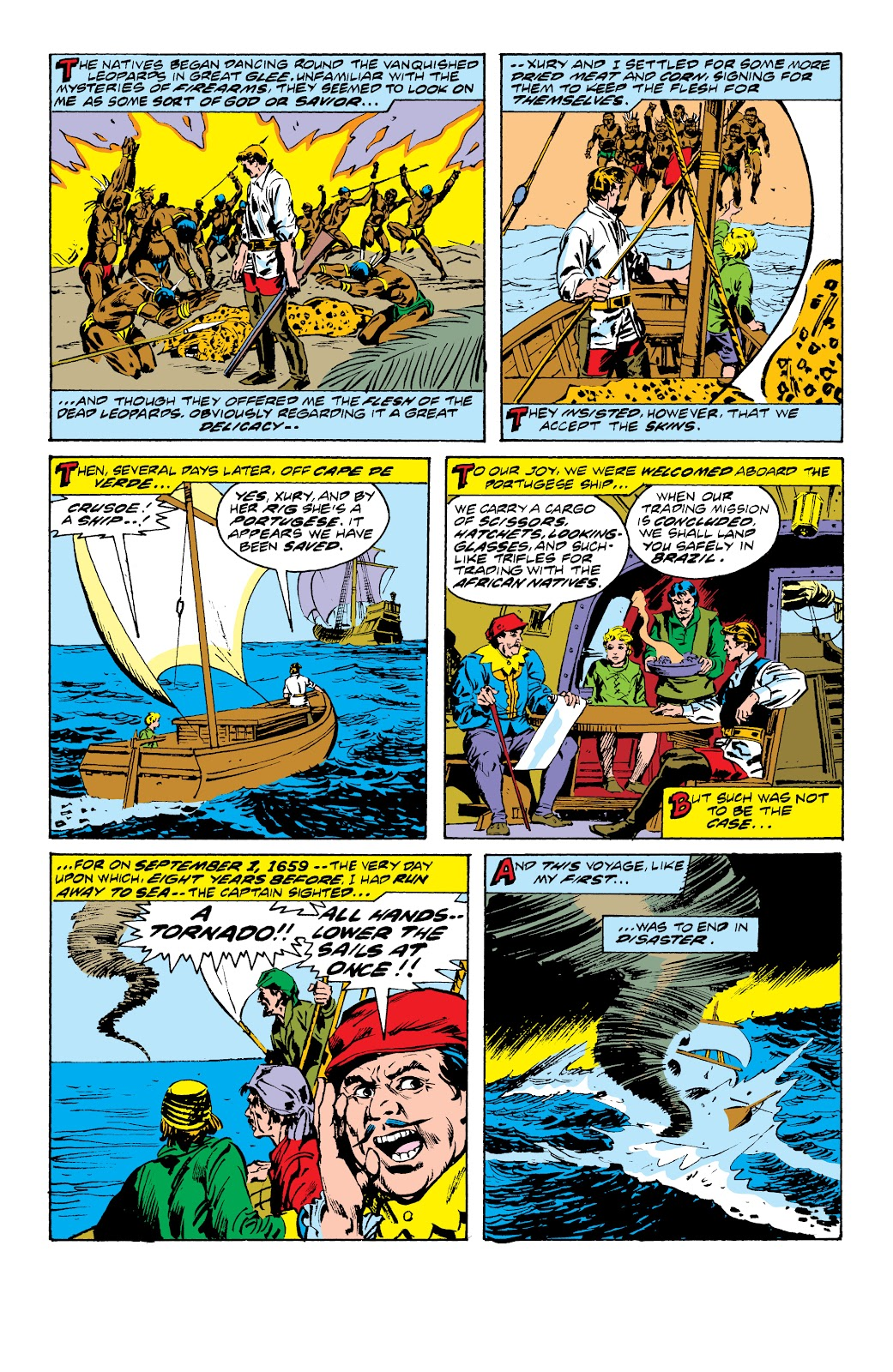 Marvel Classics Comics Series Featuring issue 19 - Page 14