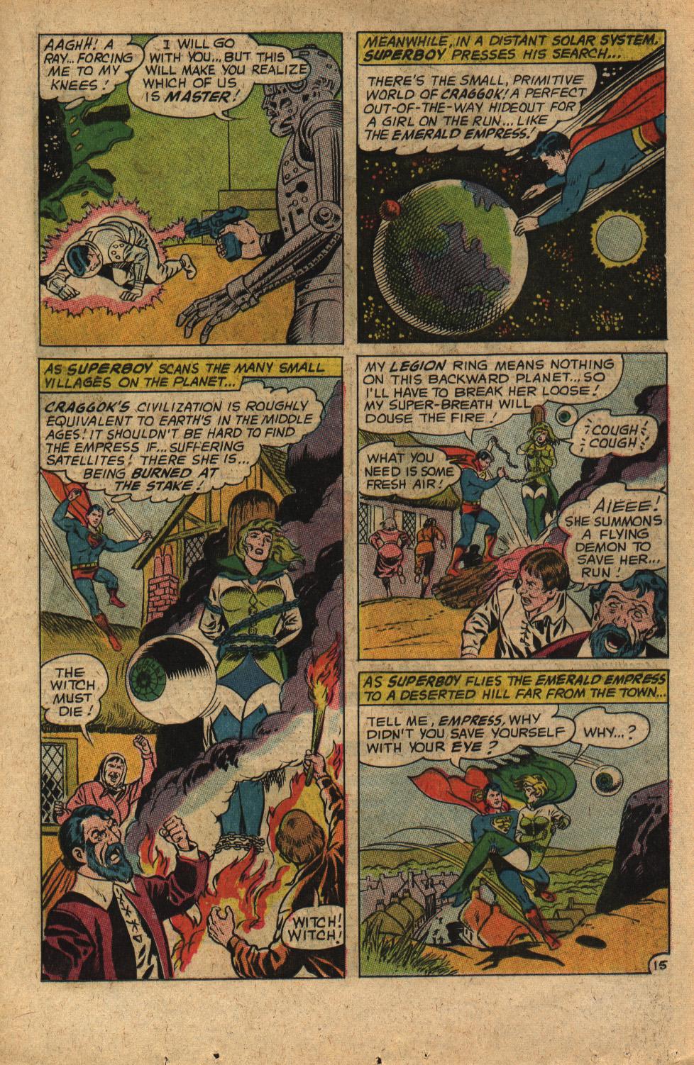 Read online Adventure Comics (1938) comic -  Issue #352 - 21