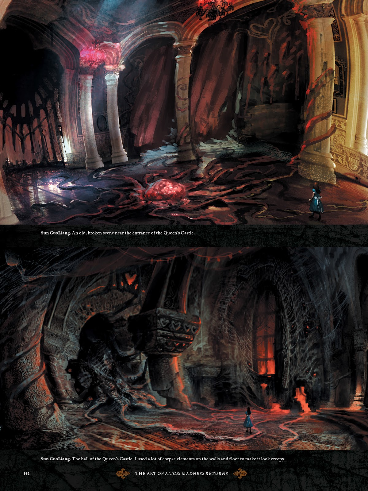 Read online The Art of Alice: Madness Returns comic -  Issue # TPB (Part 2) - 36