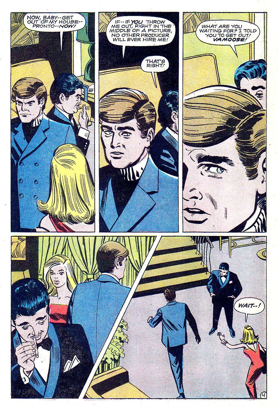 Read online Secret Hearts comic -  Issue #131 - 22