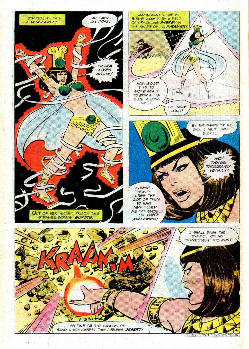 Read online Wonder Woman (1942) comic -  Issue #231 - 6