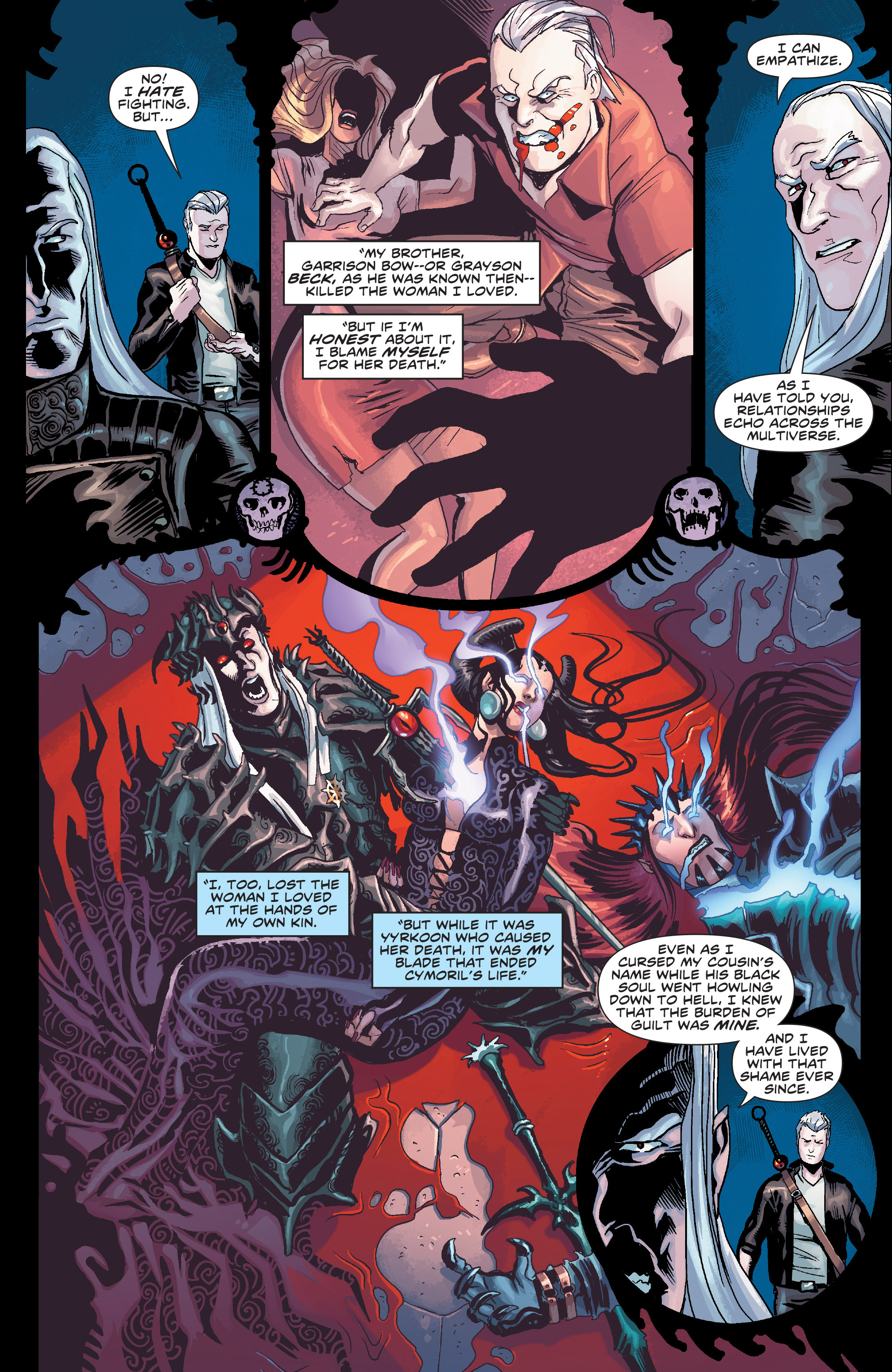 Read online Elric: The Balance Lost comic -  Issue # TPB 3 - 54