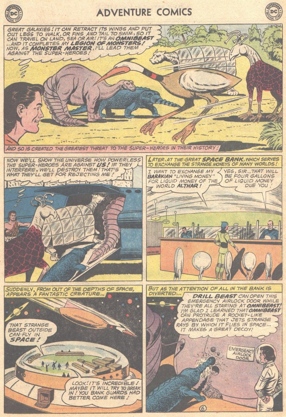 Read online Adventure Comics (1938) comic -  Issue #309 - 8