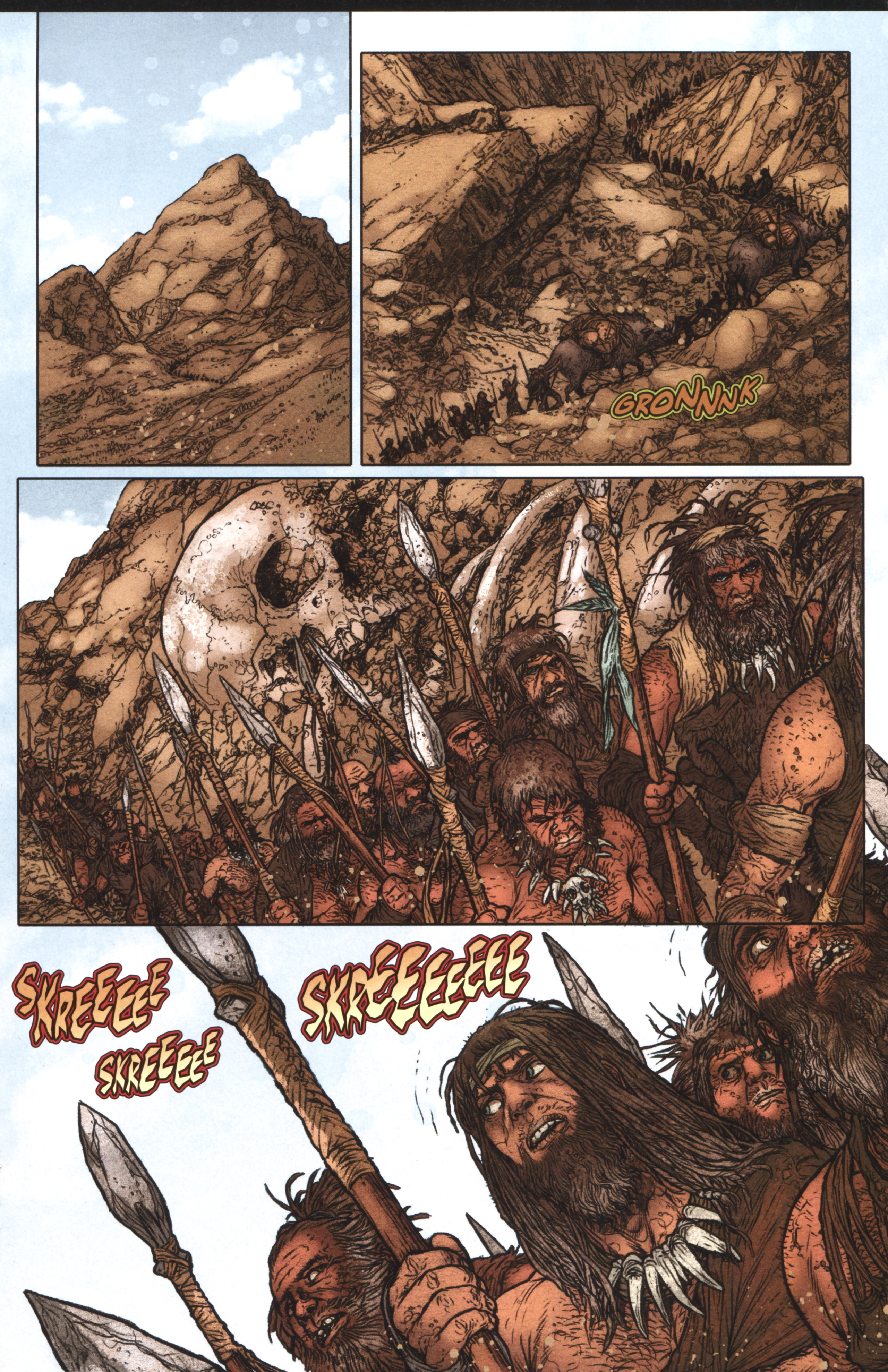 Read online Book of Death: Legends of the Geomancer comic -  Issue #1 - 13