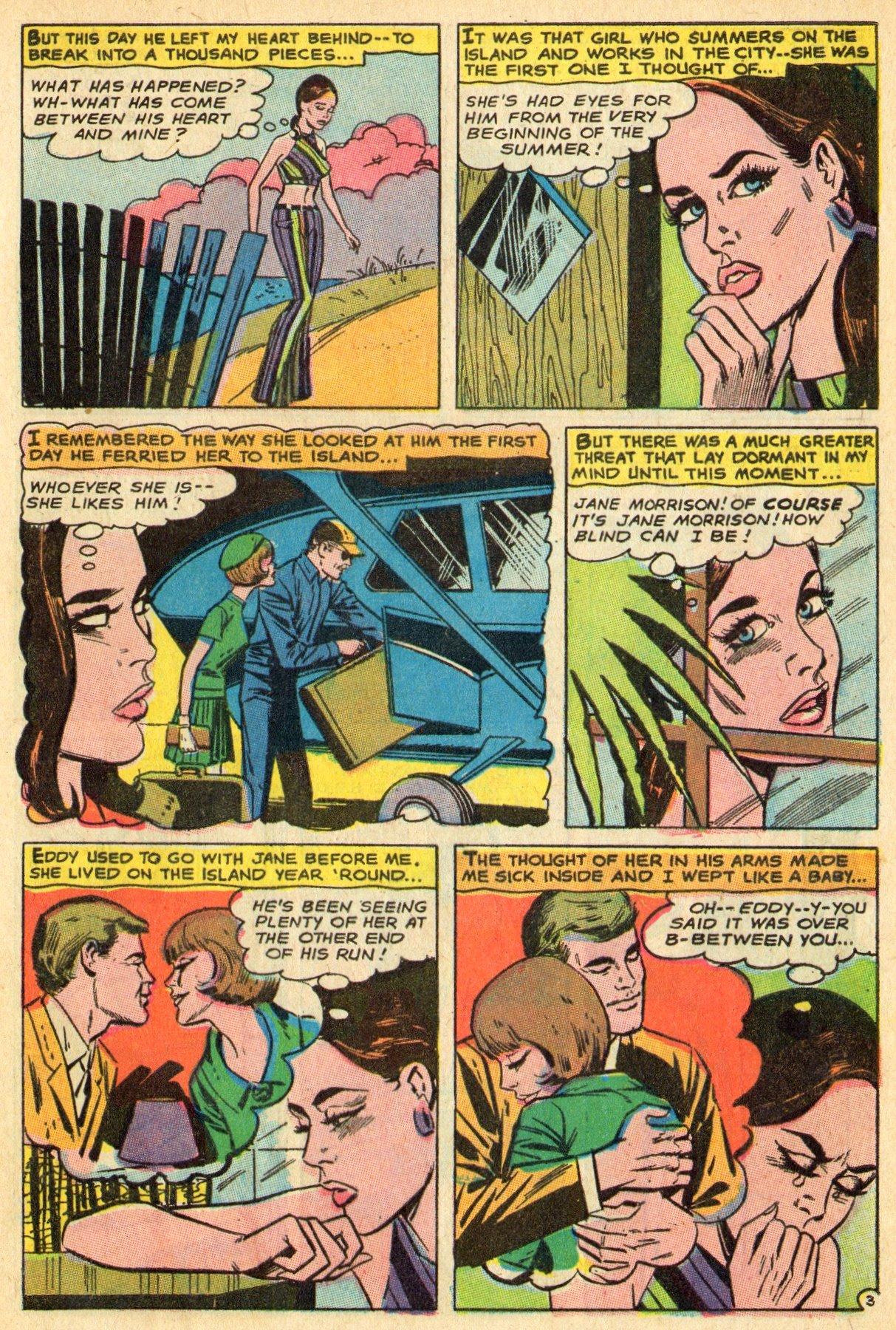 Read online Secret Hearts comic -  Issue #119 - 5
