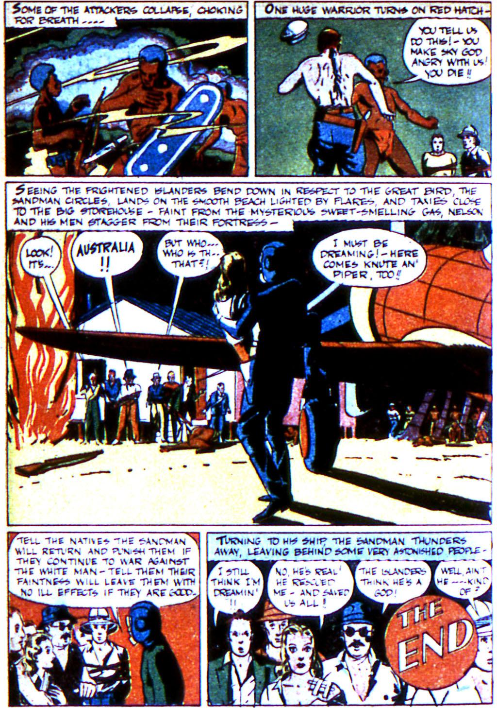 Read online Adventure Comics (1938) comic -  Issue #43 - 8
