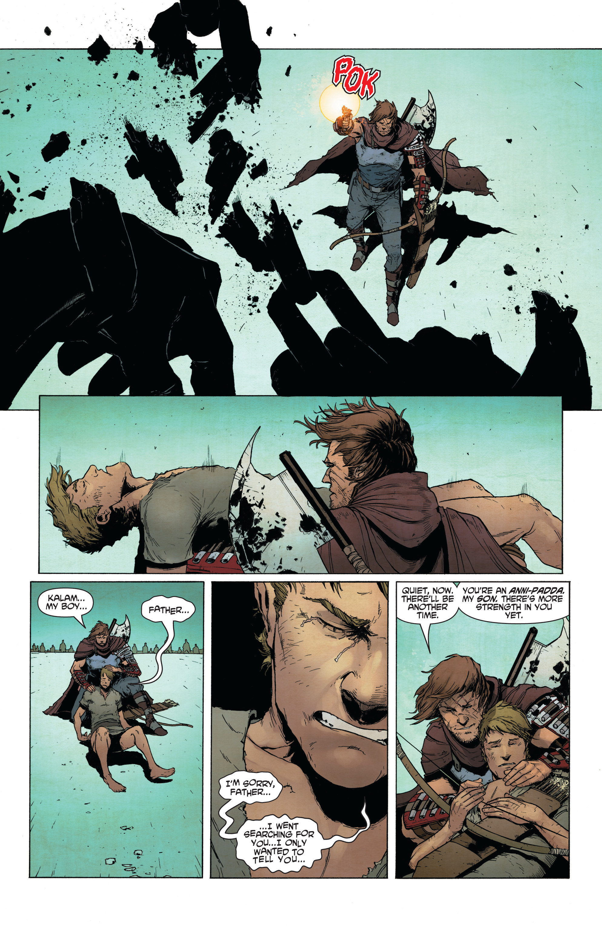 Read online Wrath of the Eternal Warrior comic -  Issue #13 - 22