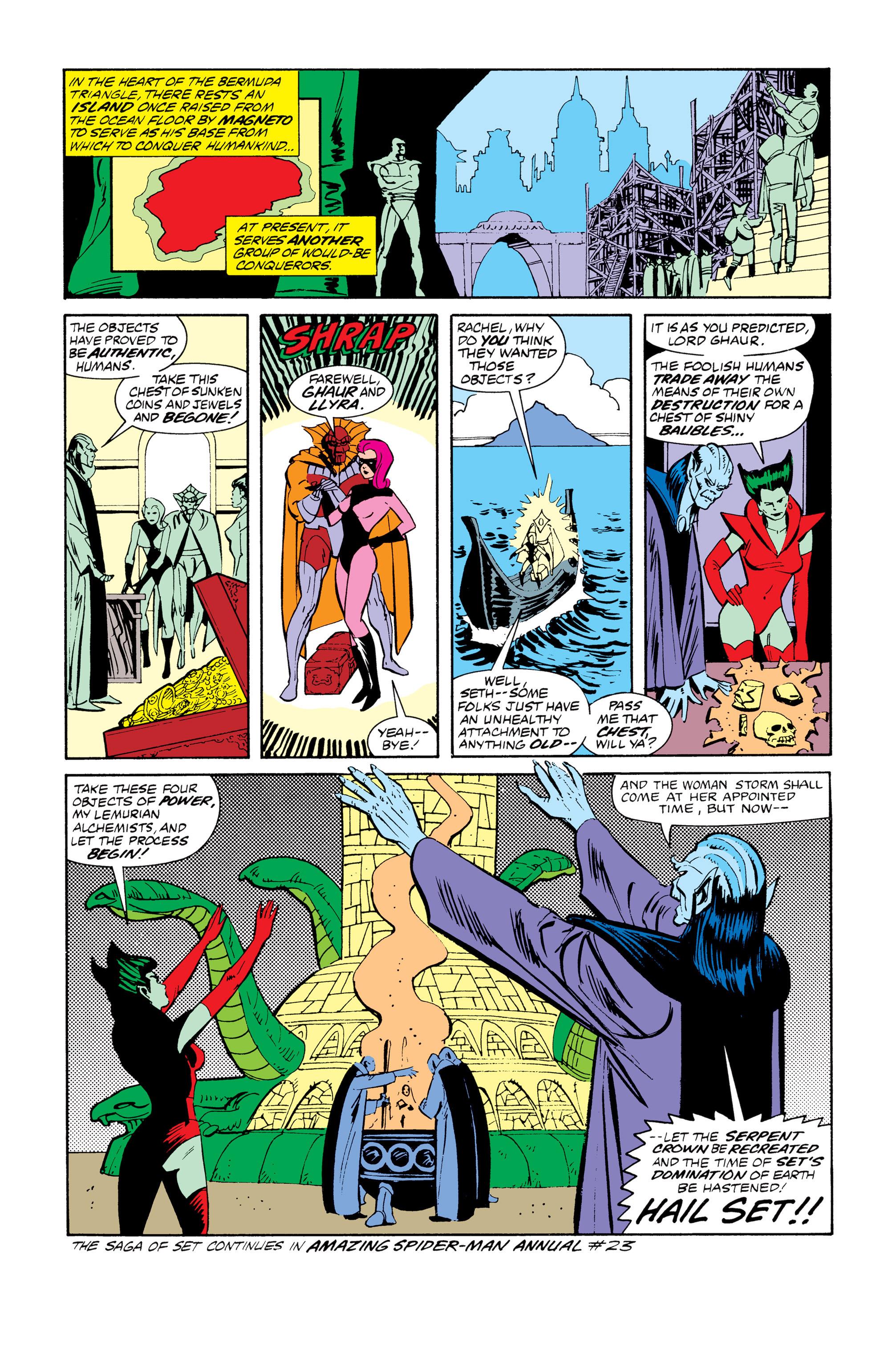 Read online Uncanny X-Men (1963) comic -  Issue # _Annual 13 - 37