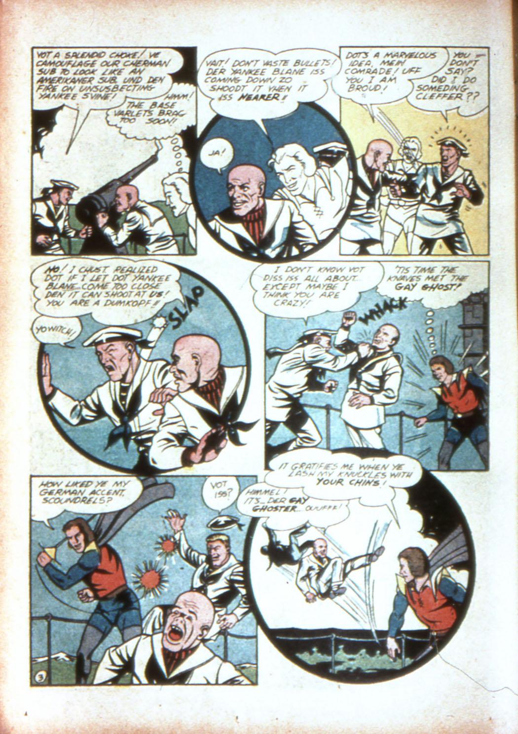 Read online Sensation (Mystery) Comics comic -  Issue #17 - 28