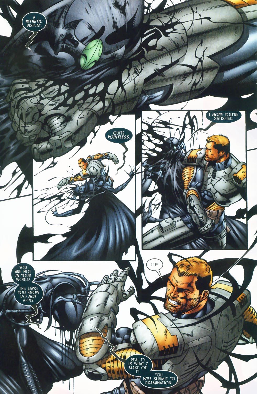 Read online Sigil (2000) comic -  Issue #37 - 9