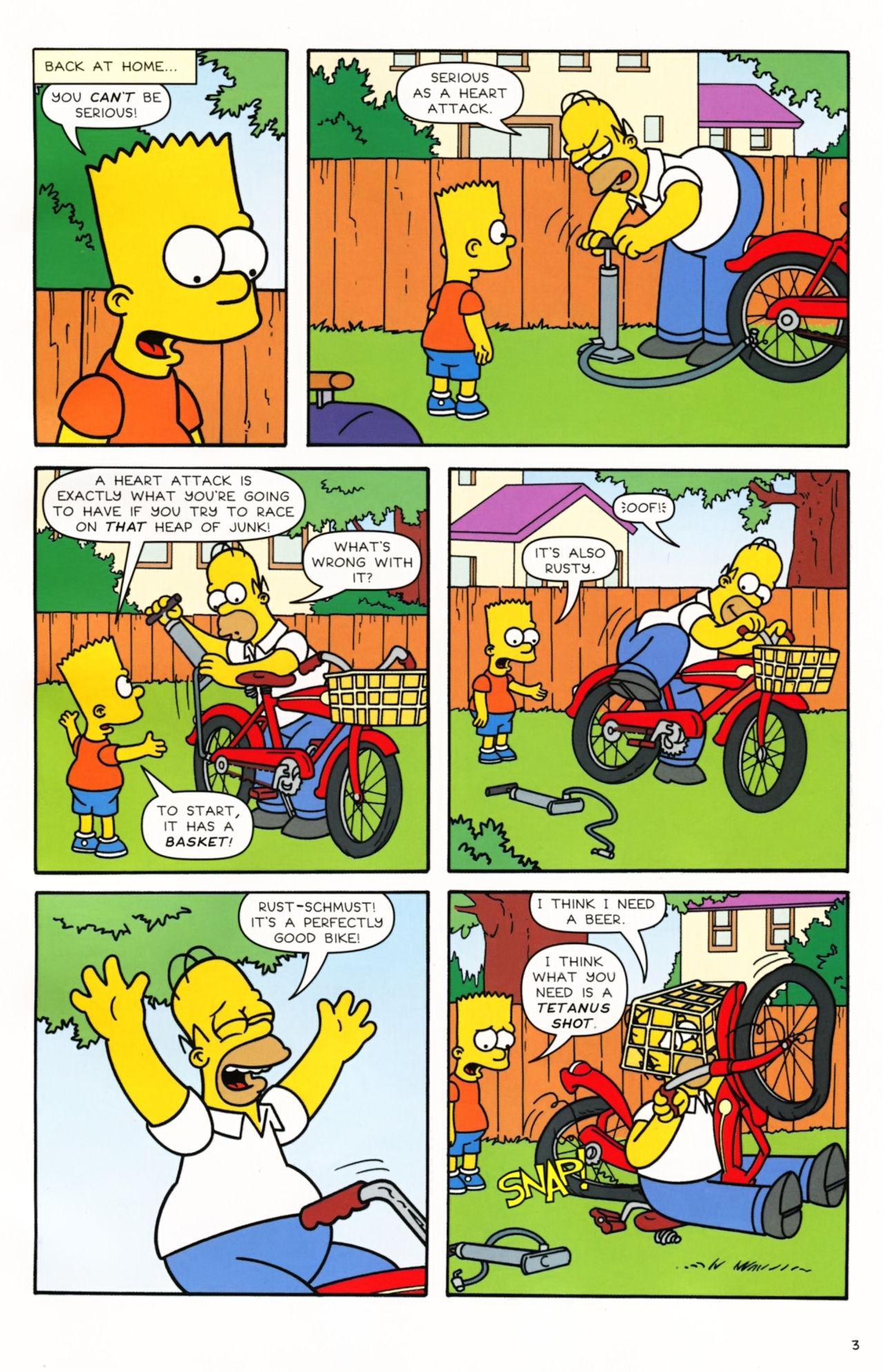Read online Simpsons Comics comic -  Issue #166 - 4