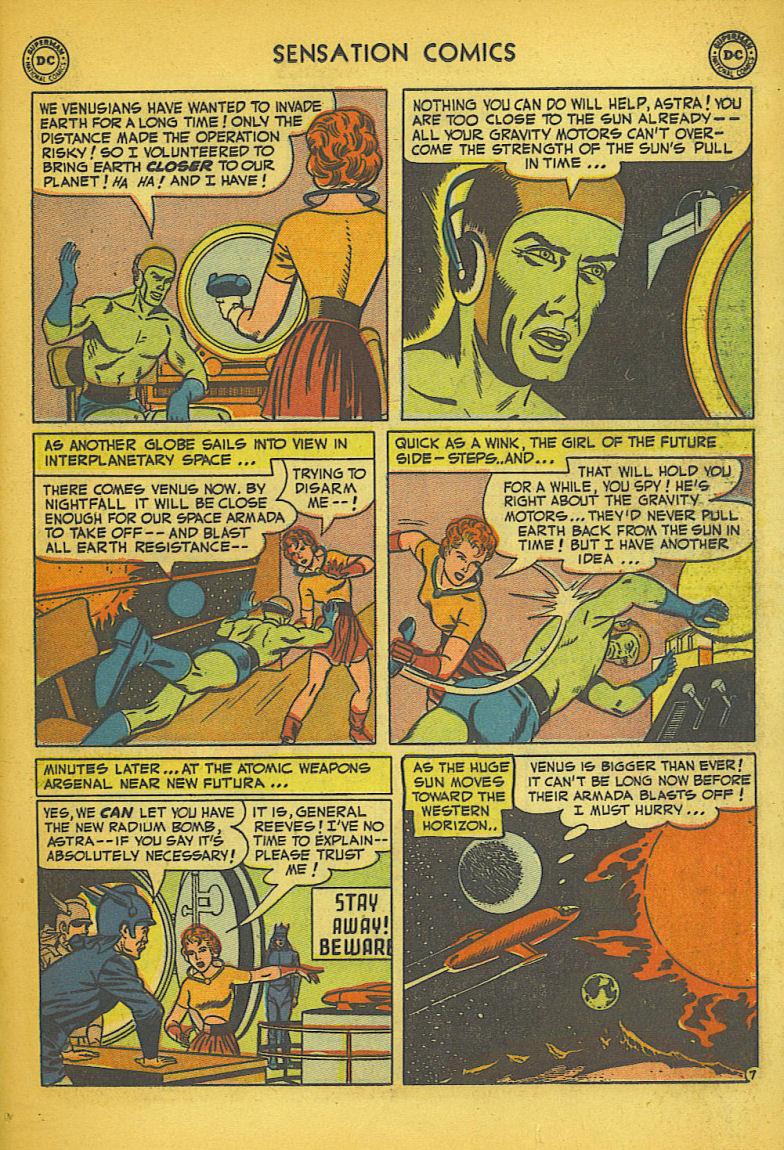 Read online Sensation (Mystery) Comics comic -  Issue #104 - 33