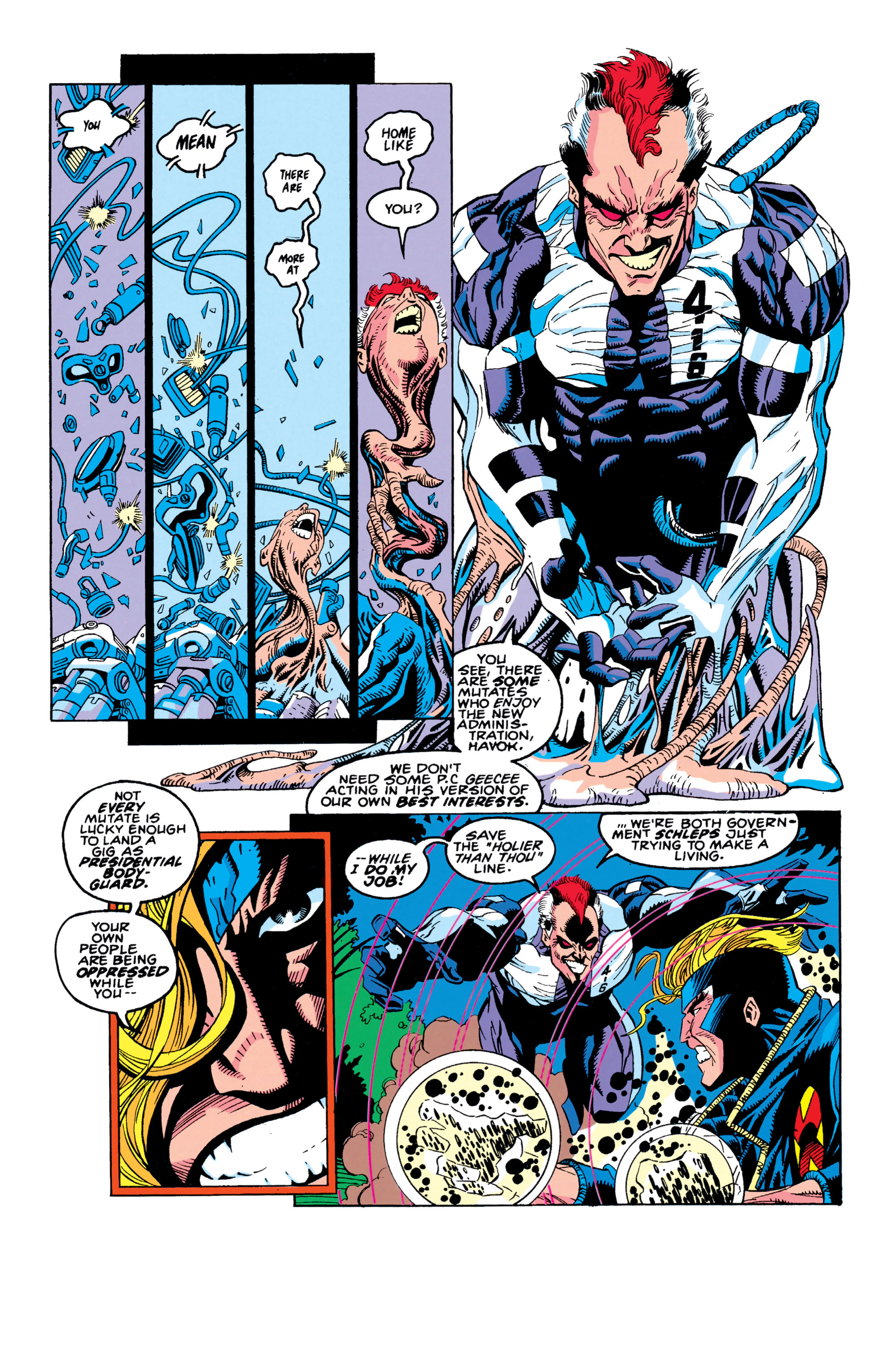 Read online X-Factor (1986) comic -  Issue #90 - 9