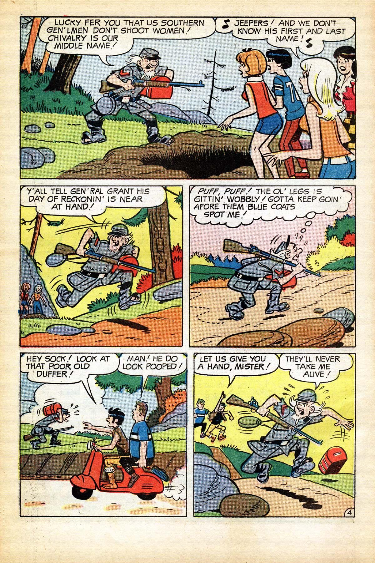 Read online She's Josie comic -  Issue #35 - 6