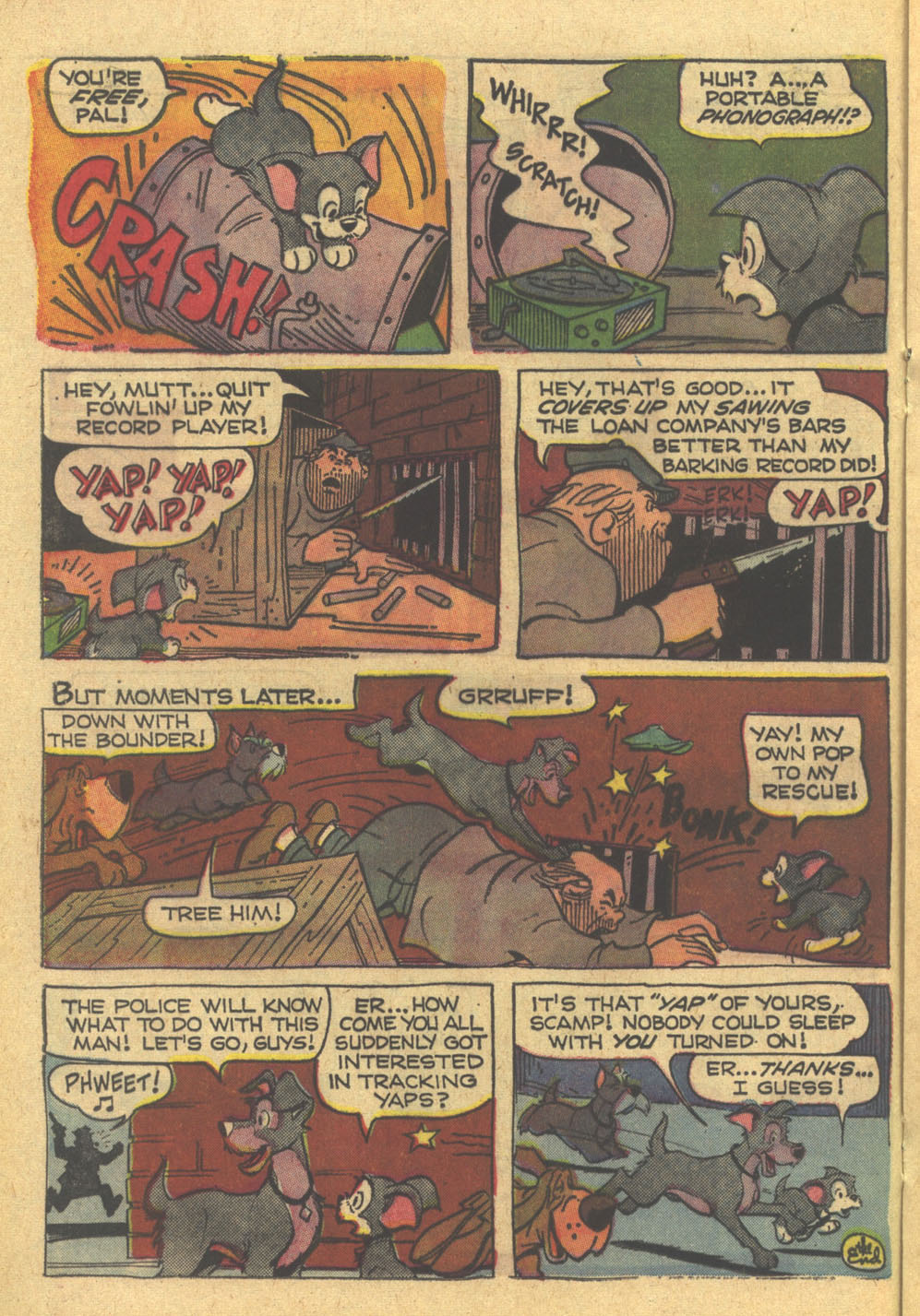 Walt Disney's Comics and Stories issue 332 - Page 16