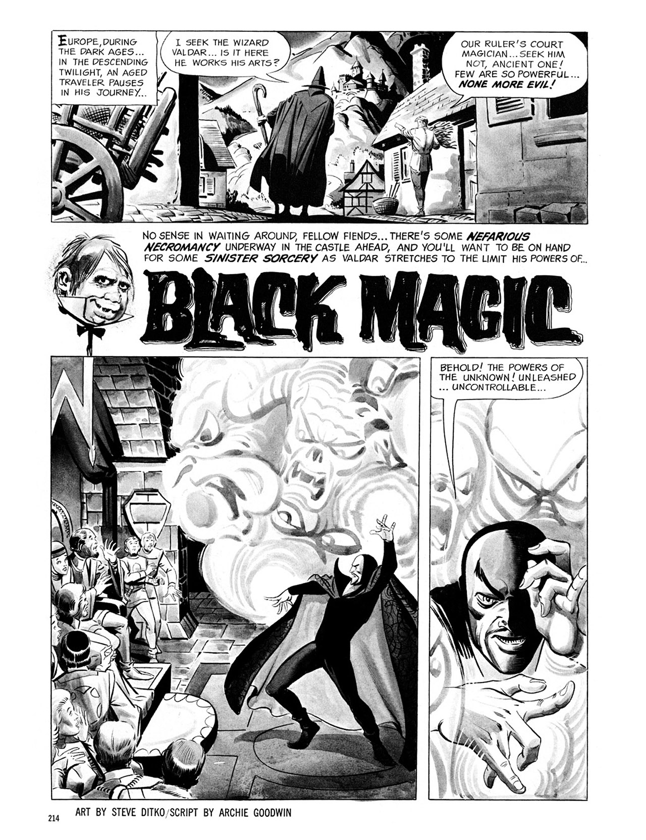 Read online Eerie Archives comic -  Issue # TPB 1 - 215