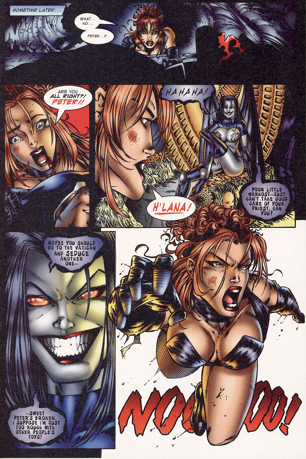 Read online Avengelyne (1995) comic -  Issue #3 - 13