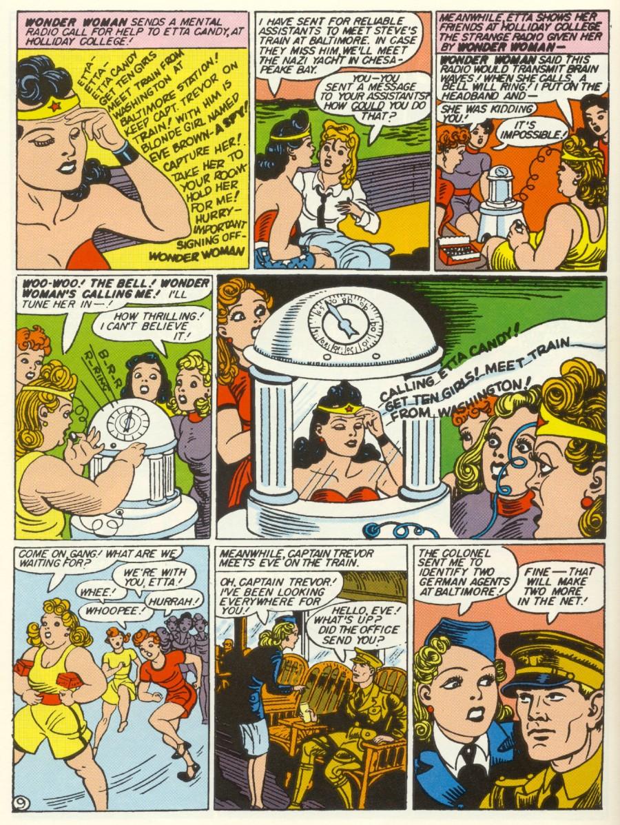 Read online Sensation (Mystery) Comics comic -  Issue #3 - 11