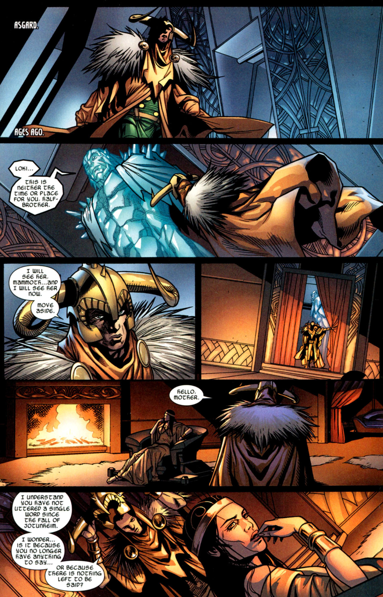 Read online Ultimate Thor comic -  Issue #2 - 19