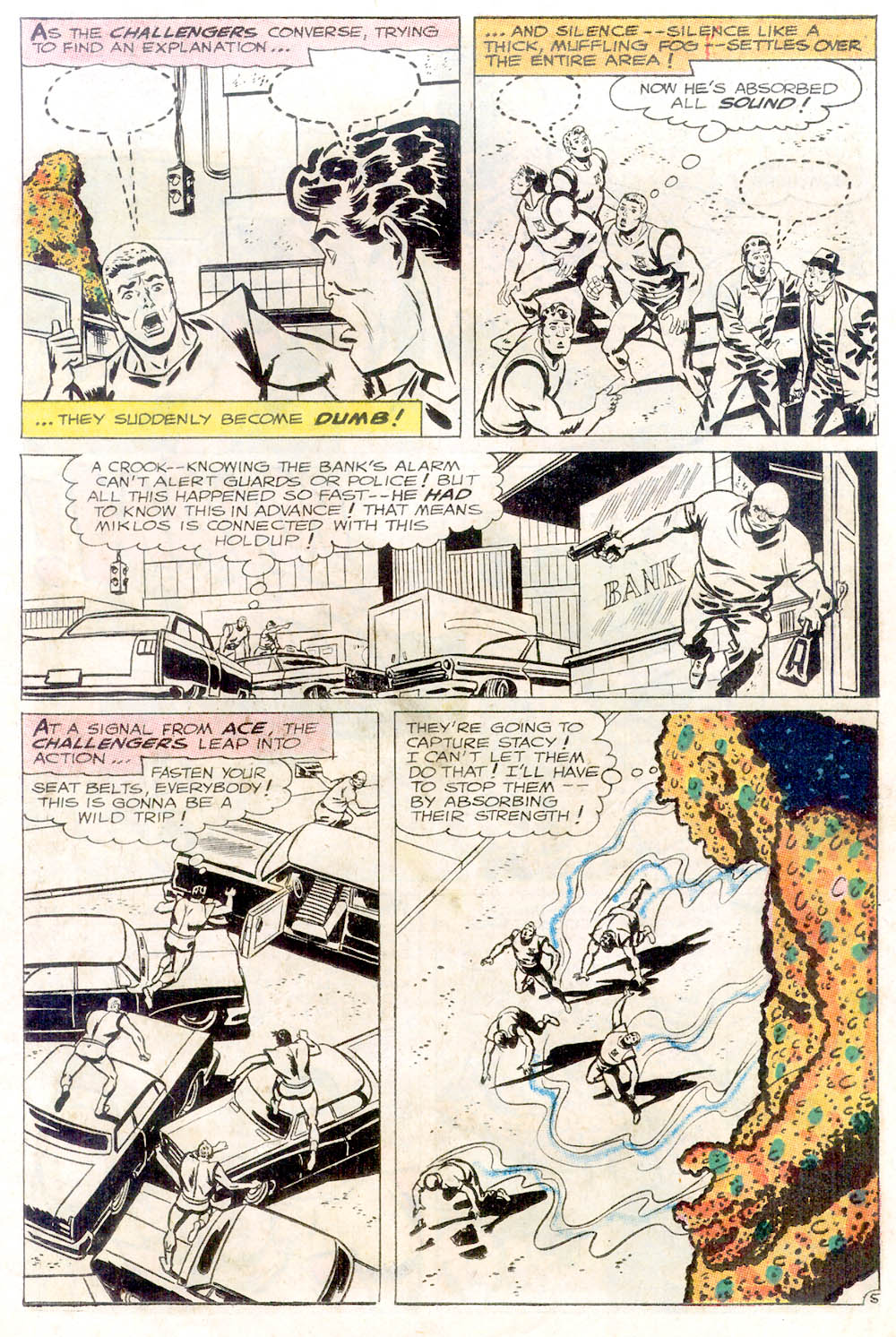 Challengers of the Unknown (1958) issue 47 - Page 6