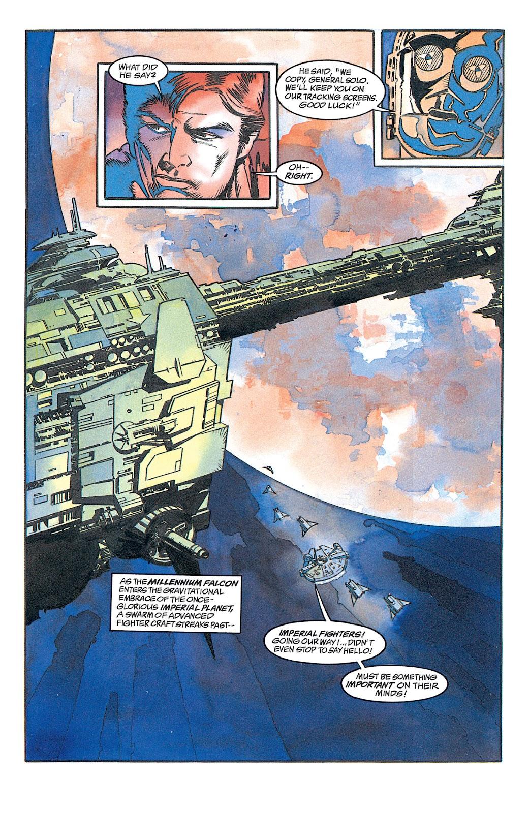 Read online Star Wars: Dark Empire Trilogy comic -  Issue # TPB (Part 1) - 11