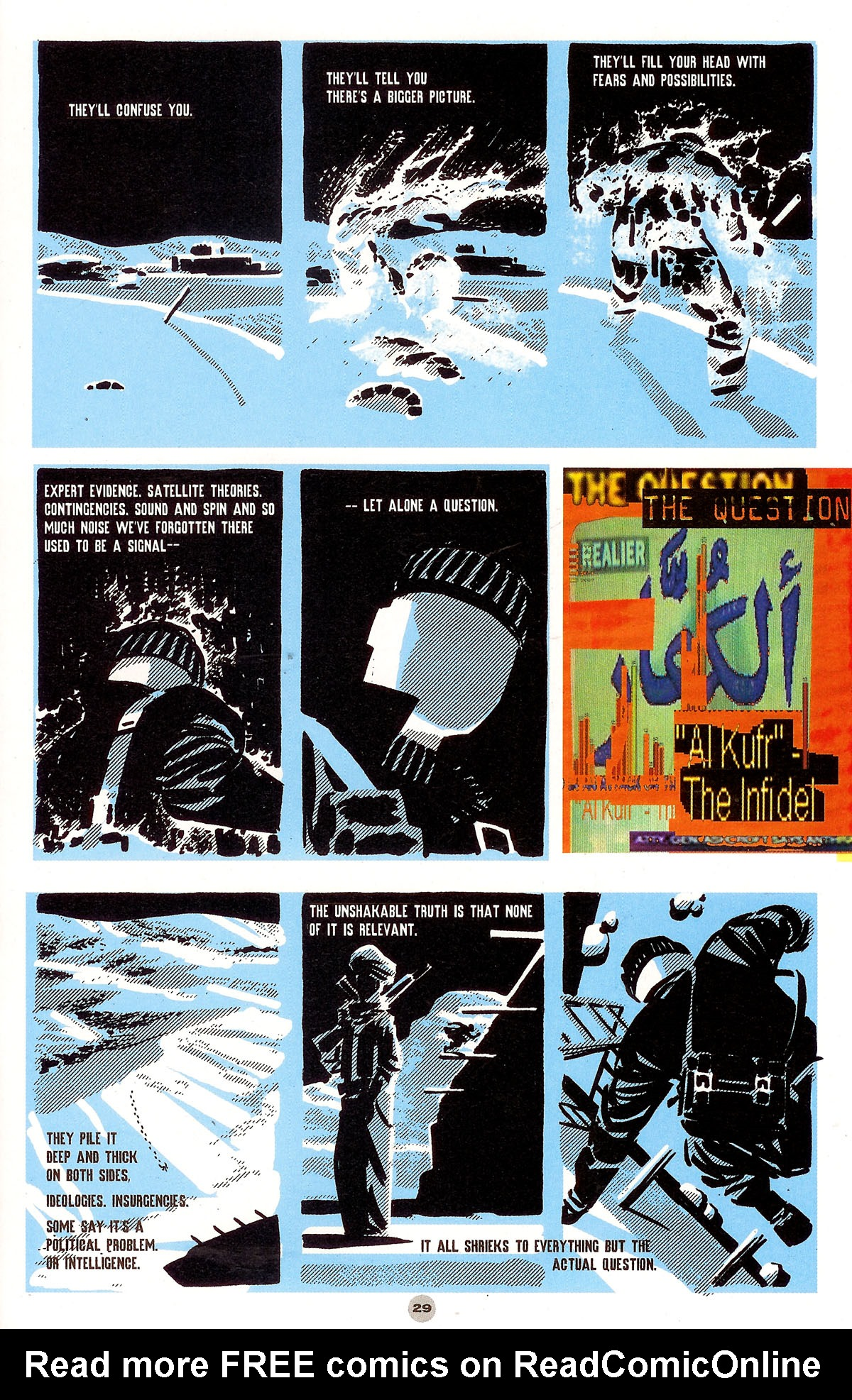 Read online Solo (2004) comic -  Issue #5 - 29