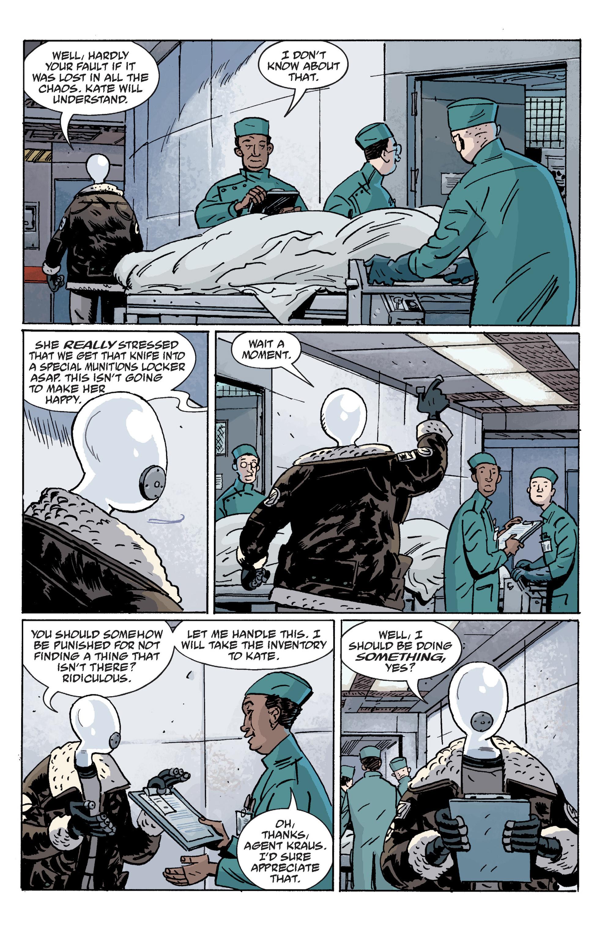 Read online B.P.R.D. (2003) comic -  Issue # TPB 10 - 13