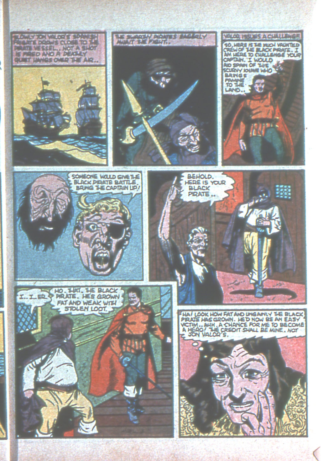 Read online Sensation (Mystery) Comics comic -  Issue #3 - 23