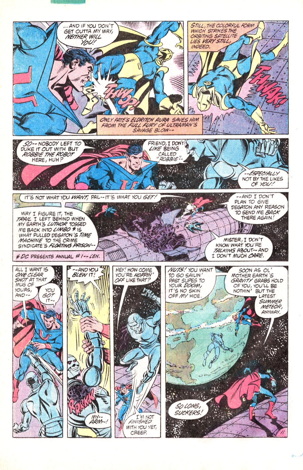 Read online All-Star Squadron comic -  Issue #15 - 15