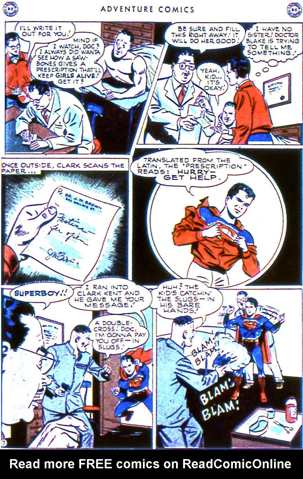 Read online Adventure Comics (1938) comic -  Issue #119 - 9