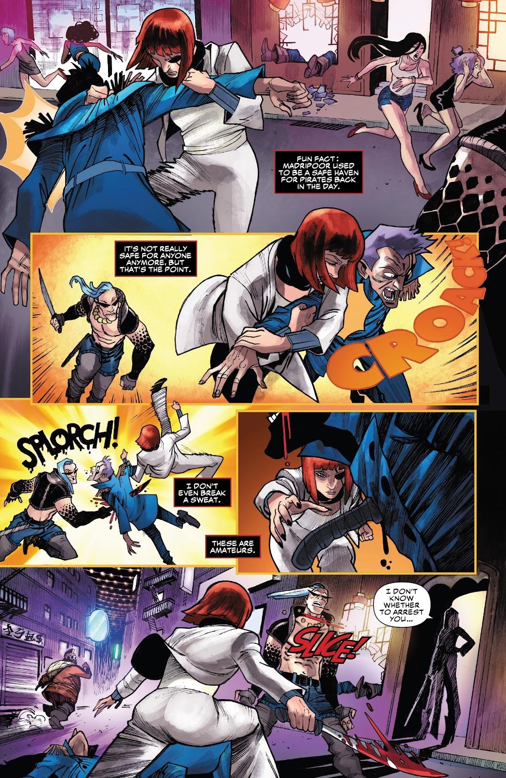 Read online Black Widow (2019) comic -  Issue #1 - 19