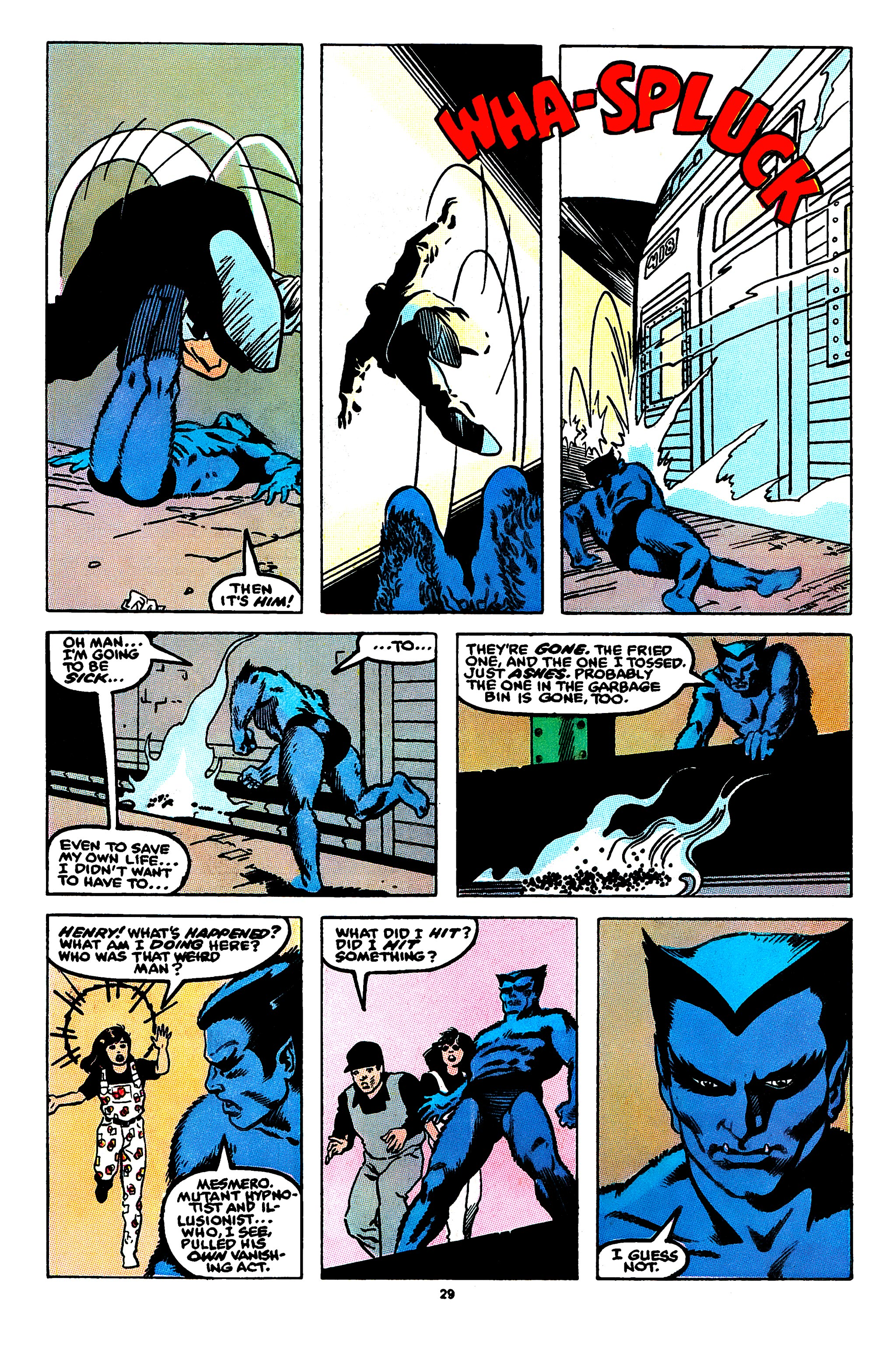 Read online X-Factor (1986) comic -  Issue #55 - 24