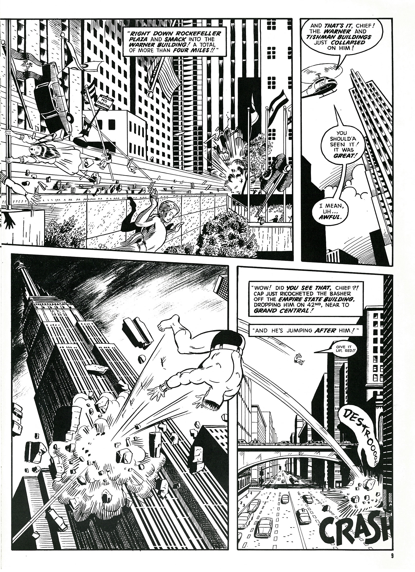 Read online Destroy!! comic -  Issue # Full - 11