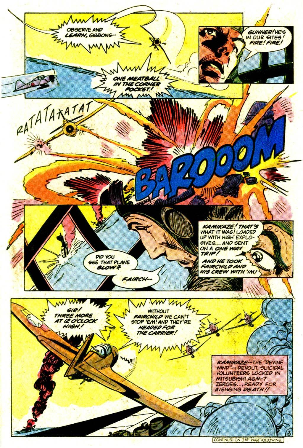 Read online Sgt. Rock comic -  Issue #370 - 22
