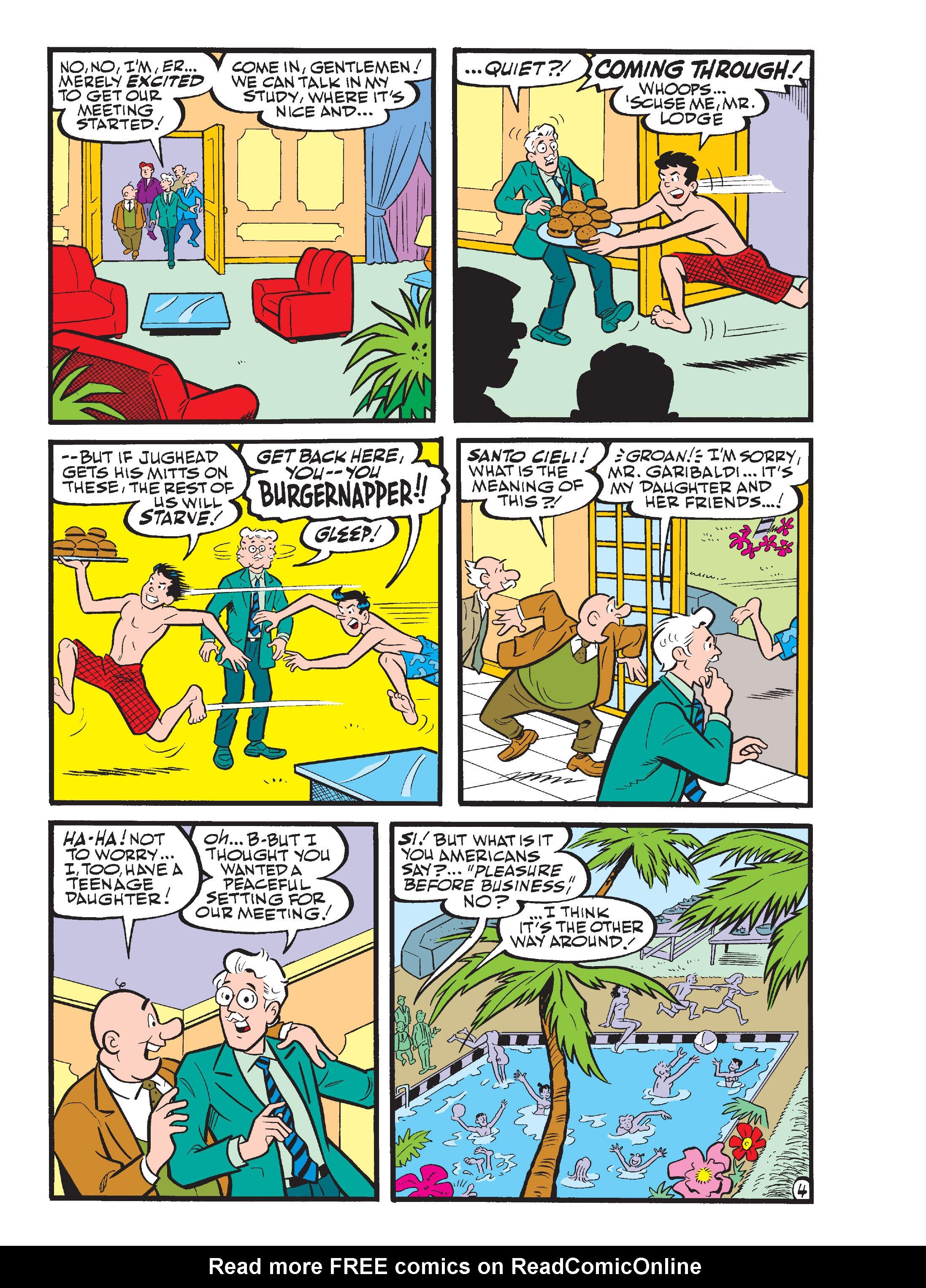 Read online Archie Giant Comics Collection comic -  Issue #Archie Giant Comics Collection TPB (Part 1) - 133