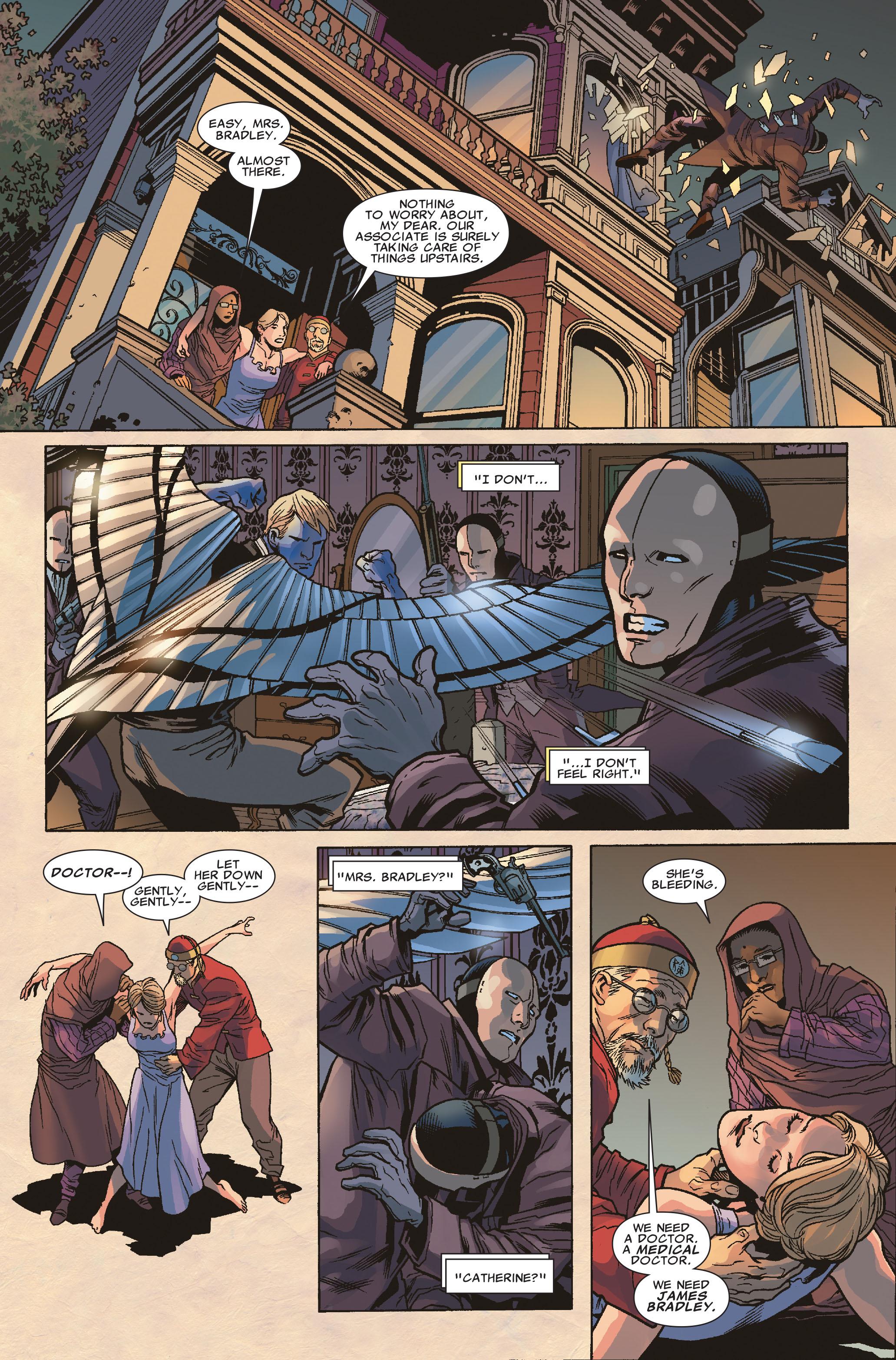 Read online Uncanny X-Men (1963) comic -  Issue #512 - 23