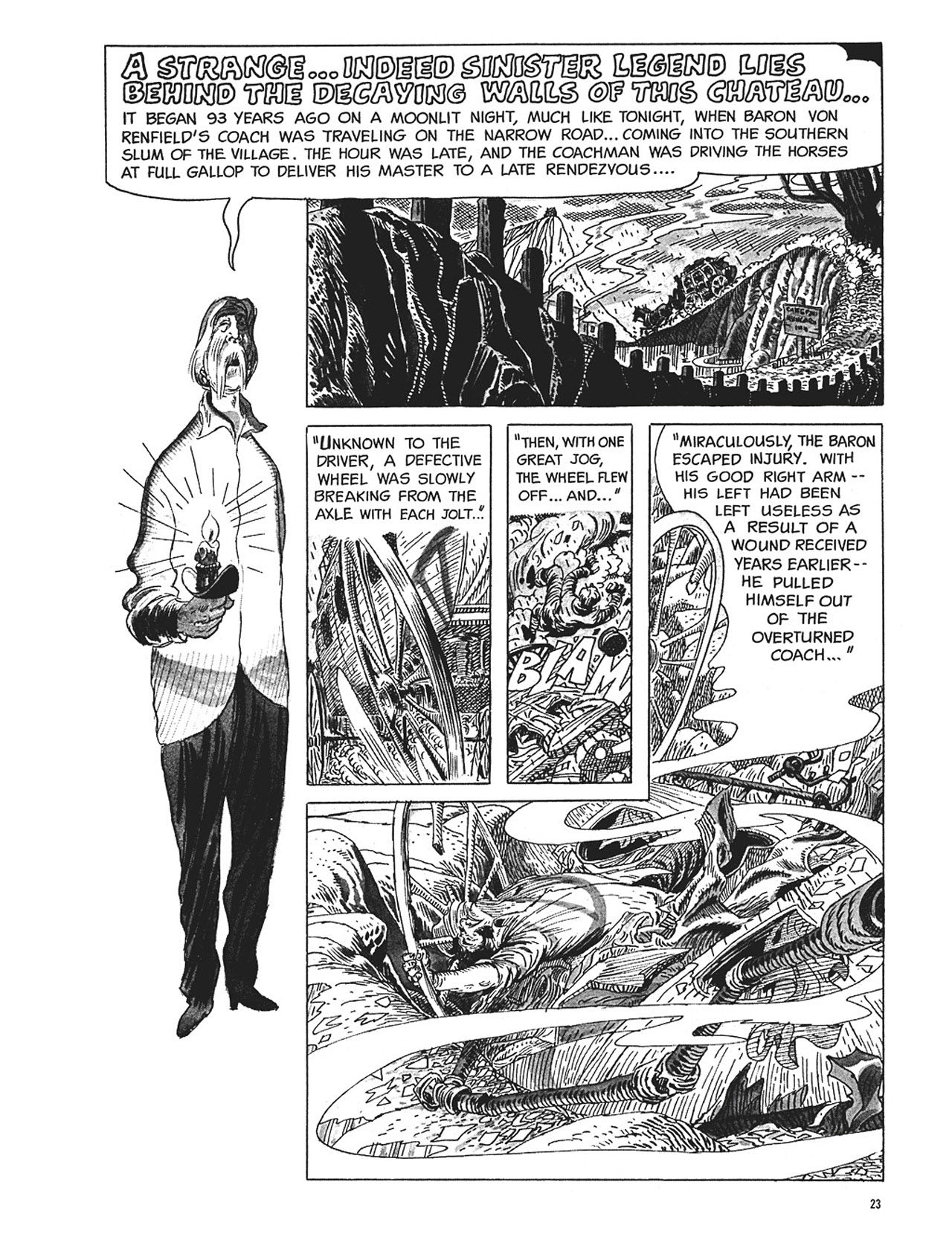 Read online Eerie Archives comic -  Issue # TPB 1 - 24